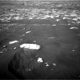 Nasa's Mars rover Curiosity acquired this image using its Right Navigation Camera on Sol 3074, at drive 900, site number 87