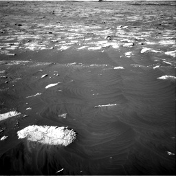 Nasa's Mars rover Curiosity acquired this image using its Right Navigation Camera on Sol 3074, at drive 906, site number 87