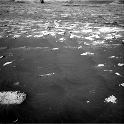 Nasa's Mars rover Curiosity acquired this image using its Right Navigation Camera on Sol 3074, at drive 912, site number 87