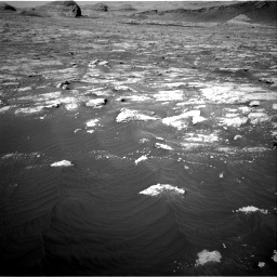 Nasa's Mars rover Curiosity acquired this image using its Right Navigation Camera on Sol 3074, at drive 930, site number 87