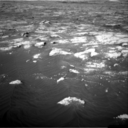 Nasa's Mars rover Curiosity acquired this image using its Right Navigation Camera on Sol 3074, at drive 936, site number 87