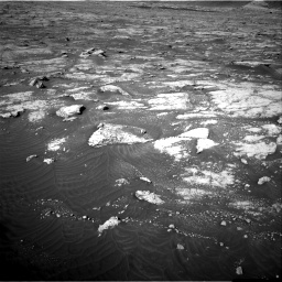 Nasa's Mars rover Curiosity acquired this image using its Right Navigation Camera on Sol 3074, at drive 942, site number 87