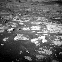 Nasa's Mars rover Curiosity acquired this image using its Right Navigation Camera on Sol 3074, at drive 948, site number 87