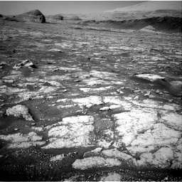 Nasa's Mars rover Curiosity acquired this image using its Right Navigation Camera on Sol 3074, at drive 966, site number 87