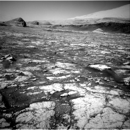 Nasa's Mars rover Curiosity acquired this image using its Right Navigation Camera on Sol 3074, at drive 972, site number 87