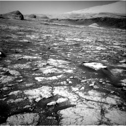 Nasa's Mars rover Curiosity acquired this image using its Right Navigation Camera on Sol 3074, at drive 978, site number 87