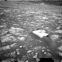 Nasa's Mars rover Curiosity acquired this image using its Right Navigation Camera on Sol 3074, at drive 996, site number 87