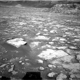 Nasa's Mars rover Curiosity acquired this image using its Right Navigation Camera on Sol 3074, at drive 1002, site number 87