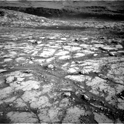 Nasa's Mars rover Curiosity acquired this image using its Right Navigation Camera on Sol 3074, at drive 1014, site number 87