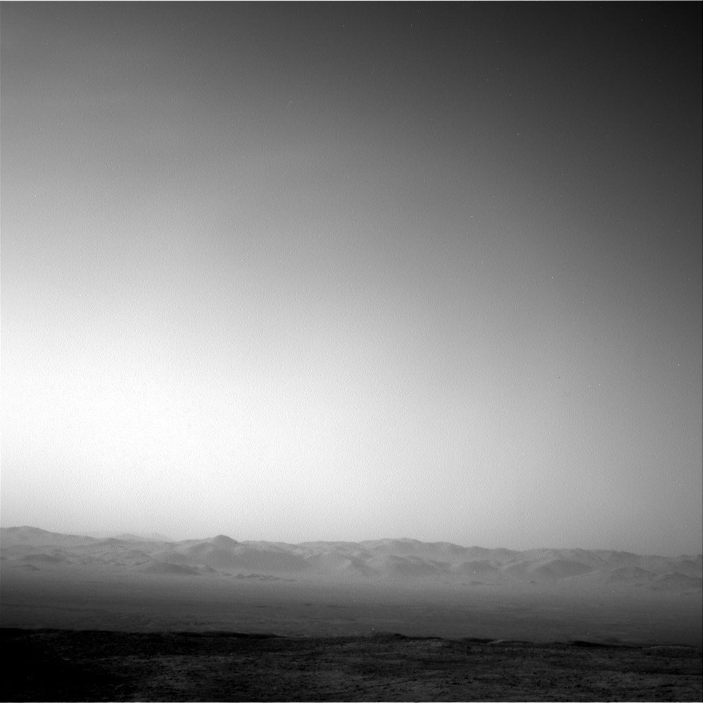 Nasa's Mars rover Curiosity acquired this image using its Right Navigation Camera on Sol 3074, at drive 1078, site number 87