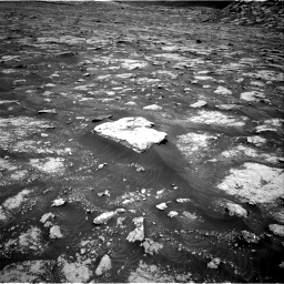 Nasa's Mars rover Curiosity acquired this image using its Right Navigation Camera on Sol 3076, at drive 1168, site number 87