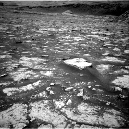 Nasa's Mars rover Curiosity acquired this image using its Right Navigation Camera on Sol 3076, at drive 1180, site number 87