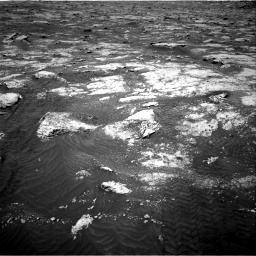Nasa's Mars rover Curiosity acquired this image using its Right Navigation Camera on Sol 3076, at drive 1216, site number 87