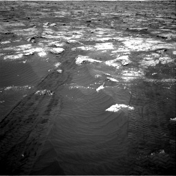 Nasa's Mars rover Curiosity acquired this image using its Right Navigation Camera on Sol 3076, at drive 1234, site number 87