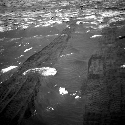 Nasa's Mars rover Curiosity acquired this image using its Right Navigation Camera on Sol 3076, at drive 1264, site number 87