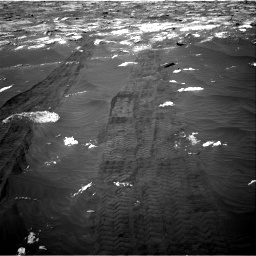 Nasa's Mars rover Curiosity acquired this image using its Right Navigation Camera on Sol 3076, at drive 1282, site number 87