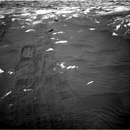 Nasa's Mars rover Curiosity acquired this image using its Right Navigation Camera on Sol 3076, at drive 1288, site number 87