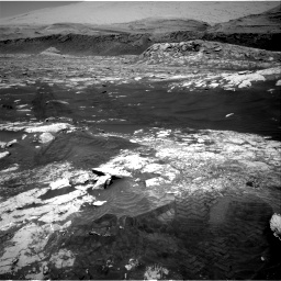 Nasa's Mars rover Curiosity acquired this image using its Right Navigation Camera on Sol 3076, at drive 1342, site number 87