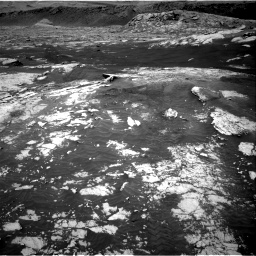 Nasa's Mars rover Curiosity acquired this image using its Right Navigation Camera on Sol 3076, at drive 1360, site number 87