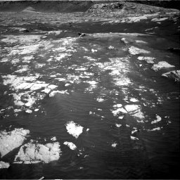 Nasa's Mars rover Curiosity acquired this image using its Right Navigation Camera on Sol 3076, at drive 1378, site number 87
