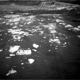 Nasa's Mars rover Curiosity acquired this image using its Right Navigation Camera on Sol 3076, at drive 1384, site number 87