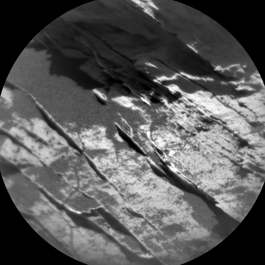 Nasa's Mars rover Curiosity acquired this image using its Chemistry & Camera (ChemCam) on Sol 3078, at drive 1444, site number 87