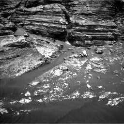 Nasa's Mars rover Curiosity acquired this image using its Left Navigation Camera on Sol 3079, at drive 1456, site number 87