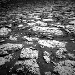 Nasa's Mars rover Curiosity acquired this image using its Left Navigation Camera on Sol 3079, at drive 1624, site number 87