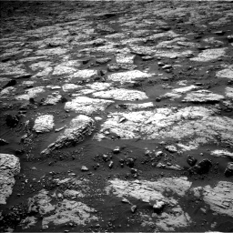 Nasa's Mars rover Curiosity acquired this image using its Left Navigation Camera on Sol 3079, at drive 1660, site number 87