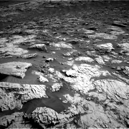 Nasa's Mars rover Curiosity acquired this image using its Left Navigation Camera on Sol 3079, at drive 1690, site number 87