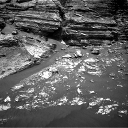 Nasa's Mars rover Curiosity acquired this image using its Right Navigation Camera on Sol 3079, at drive 1444, site number 87