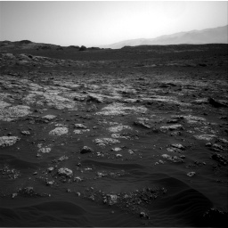 Nasa's Mars rover Curiosity acquired this image using its Right Navigation Camera on Sol 3079, at drive 1510, site number 87