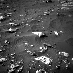 Nasa's Mars rover Curiosity acquired this image using its Right Navigation Camera on Sol 3079, at drive 1546, site number 87