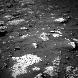 Nasa's Mars rover Curiosity acquired this image using its Right Navigation Camera on Sol 3079, at drive 1564, site number 87