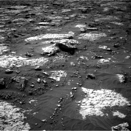 Nasa's Mars rover Curiosity acquired this image using its Right Navigation Camera on Sol 3079, at drive 1576, site number 87