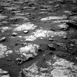 Nasa's Mars rover Curiosity acquired this image using its Right Navigation Camera on Sol 3079, at drive 1588, site number 87