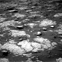 Nasa's Mars rover Curiosity acquired this image using its Right Navigation Camera on Sol 3079, at drive 1600, site number 87