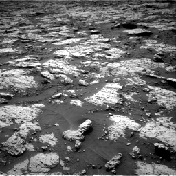 Nasa's Mars rover Curiosity acquired this image using its Right Navigation Camera on Sol 3079, at drive 1612, site number 87