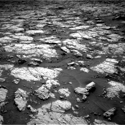 Nasa's Mars rover Curiosity acquired this image using its Right Navigation Camera on Sol 3079, at drive 1618, site number 87