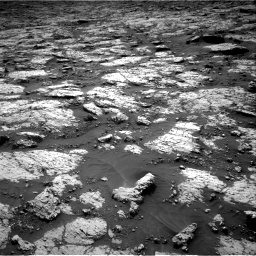Nasa's Mars rover Curiosity acquired this image using its Right Navigation Camera on Sol 3079, at drive 1630, site number 87