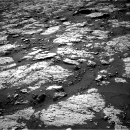 Nasa's Mars rover Curiosity acquired this image using its Right Navigation Camera on Sol 3079, at drive 1654, site number 87
