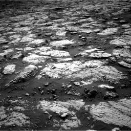 Nasa's Mars rover Curiosity acquired this image using its Right Navigation Camera on Sol 3079, at drive 1660, site number 87