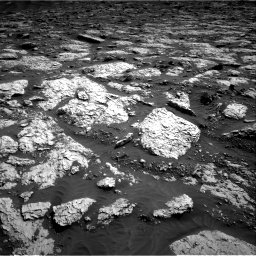 Nasa's Mars rover Curiosity acquired this image using its Right Navigation Camera on Sol 3079, at drive 1672, site number 87