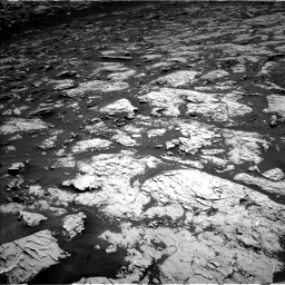 Nasa's Mars rover Curiosity acquired this image using its Left Navigation Camera on Sol 3081, at drive 1724, site number 87