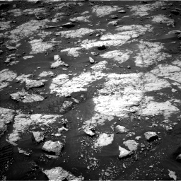 Nasa's Mars rover Curiosity acquired this image using its Left Navigation Camera on Sol 3081, at drive 1748, site number 87