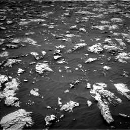 Nasa's Mars rover Curiosity acquired this image using its Left Navigation Camera on Sol 3081, at drive 1856, site number 87