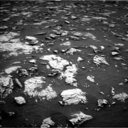 Nasa's Mars rover Curiosity acquired this image using its Left Navigation Camera on Sol 3081, at drive 1868, site number 87