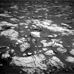 Nasa's Mars rover Curiosity acquired this image using its Left Navigation Camera on Sol 3081, at drive 1892, site number 87