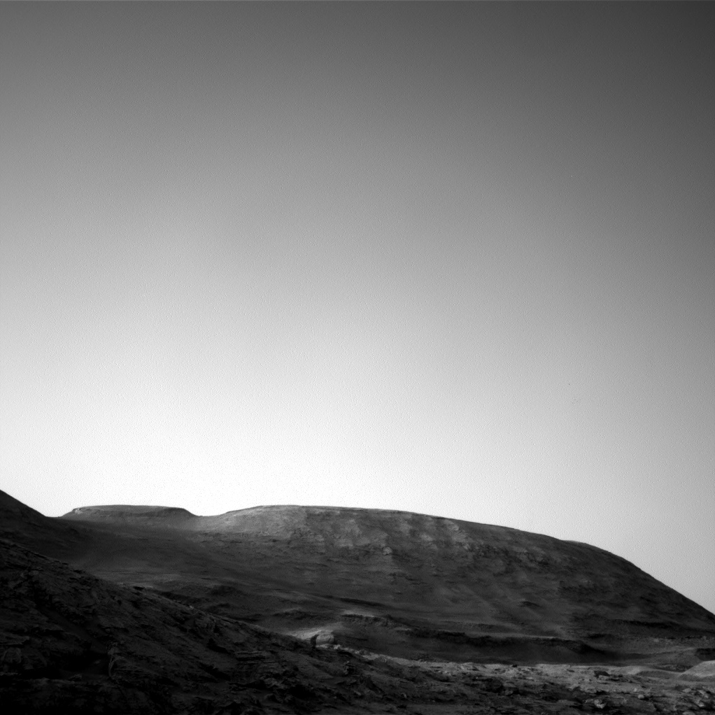 Nasa's Mars rover Curiosity acquired this image using its Right Navigation Camera on Sol 3081, at drive 1712, site number 87