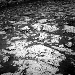 Nasa's Mars rover Curiosity acquired this image using its Right Navigation Camera on Sol 3081, at drive 1724, site number 87
